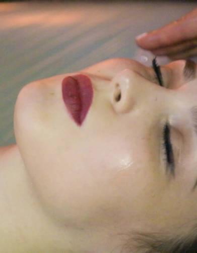 Gesichtsbehandlung von Olga Böhme