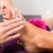 Bioenergetische Fuß, Ohr, Hand Reflexologie