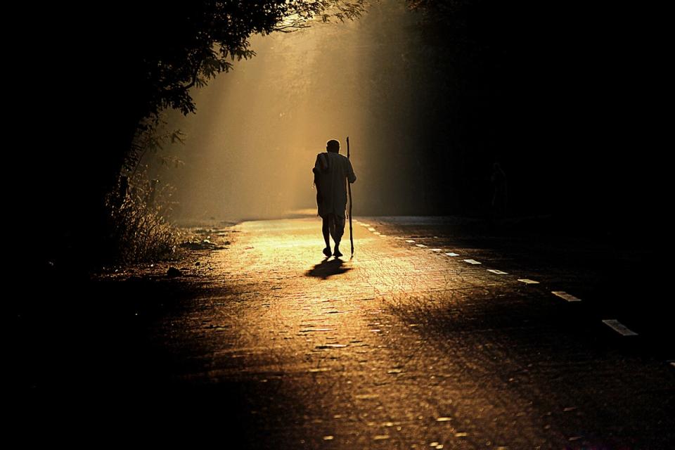 Übergang – Tod eines geliebten Menschen